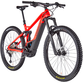 ORBEA Wild FS H25, red/black